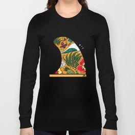 Swell Fin Long Sleeve T-shirt