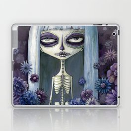 Felina de los muertos Laptop & iPad Skin