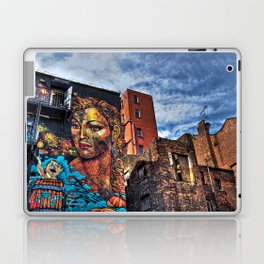 Colourful MANchester Laptop & iPad Skin