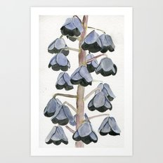 Midnight Bells Art Print