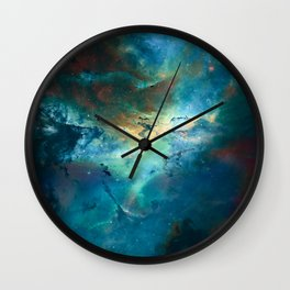 δ Wezen Wall Clock