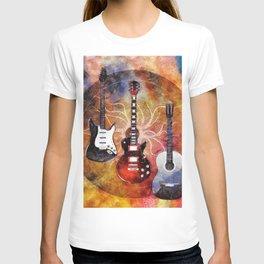 Guitar Love Trio T-shirt
