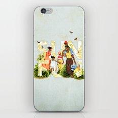 Sun Fun II iPhone & iPod Skin