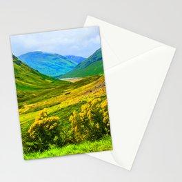Scottish Highlands Stationery Cards