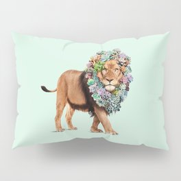 SUCCULENT LION Pillow Sham