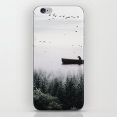 Into the wild #08 iPhone Skin