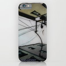 Wires in North Beach San Francisco iPhone 6s Slim Case