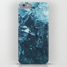 Aquamarine Gem Dreams iPhone 6s Plus Slim Case
