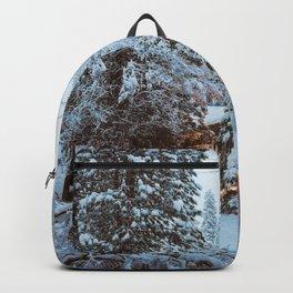 Yosemite Snow Storm Backpack