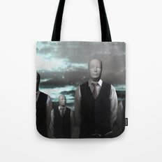 Be simple. Be different. Tote Bag