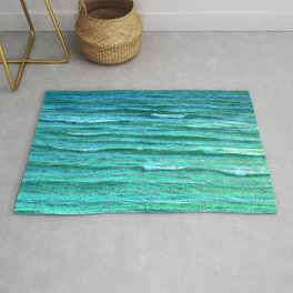 Sea of Indifference Rug