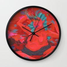 Sauce Lord Wall Clock