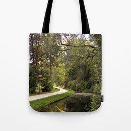 DE - Baden-Wurttemberg : Gardens of Laupheim Tote Bag