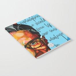 Ruth Ginsburg Notebook