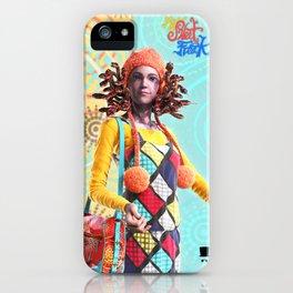 MySweetFreak - Molly iPhone Case