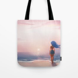 Where I'd Rather Be Tote Bag