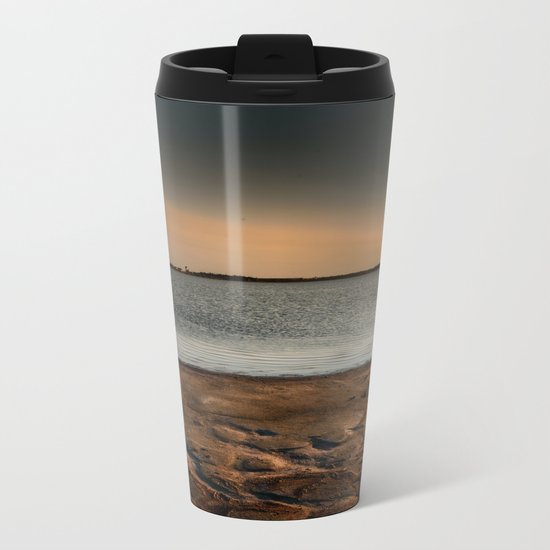 BEACH DAYS XXXVII Metal Travel Mug