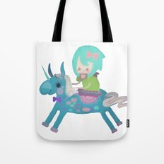 PonyCorn/w Tote Bag