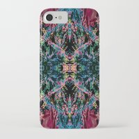 good vibes iPhone & iPod Cases featuring GOOD VIBES by Lara Gurney