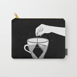 A Cup of Book Carry-All Pouch
