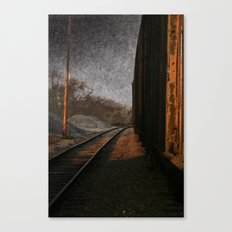 RUST. Canvas Print
