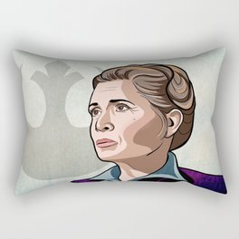 General Organa Rectangular Pillow