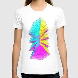 Cubes 4 T-shirt