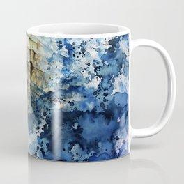 """The castle in the sky"" Coffee Mug"