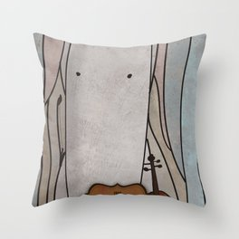 Piaghetti from Ixiom (Violin) Throw Pillow