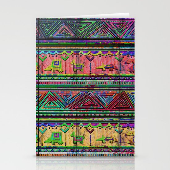 Cobertor Nativ Stationery Cards