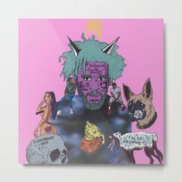 Cole Universe Metal Print