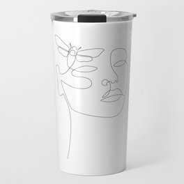 Give Me Wings Travel Mug