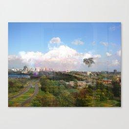 Fall Colours Canvas Print