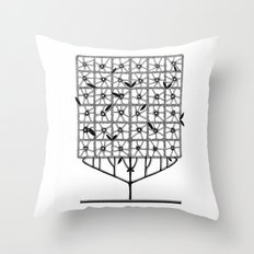Tree Collection -2 Throw Pillow