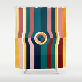 Long Wait Shower Curtain
