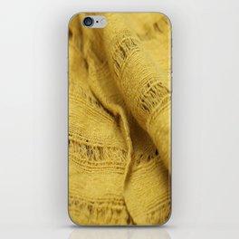 Yellow Zing  iPhone Skin