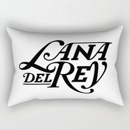 Lana DelRey Rectangular Pillow