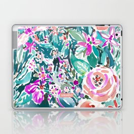 TROPICAL TREK FLORAL Laptop & iPad Skin