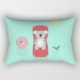 Koala (fun in the sun) Rectangular Pillow
