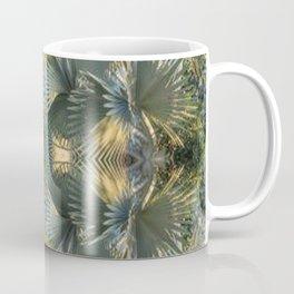 Leafy gray Coffee Mug