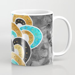 Aqua Luxe Coffee Mug