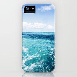 Sea Breeze iPhone Case