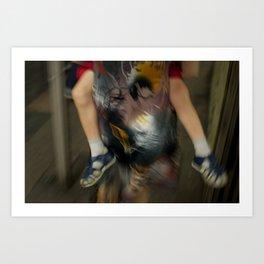 Abstract Escape Art Print