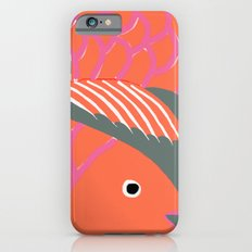 Good Luck Fish iPhone 6s Slim Case