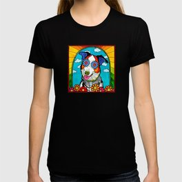 Happy Border Collie T-shirt