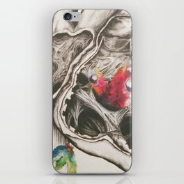 Love, Dissected. iPhone Skin