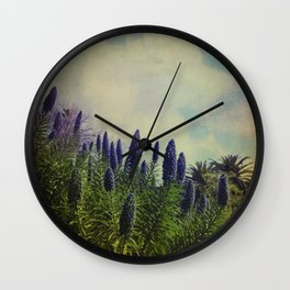 Spring Love Wall Clock