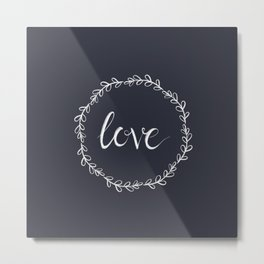 Love Vine Metal Print