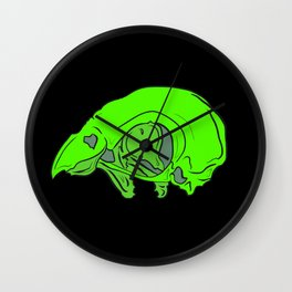 The Pecking Order Wall Clock