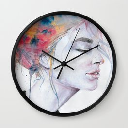 Patient wait Wall Clock